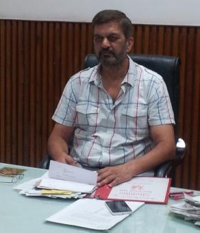 Dr. Ashwani Kumar Sharma